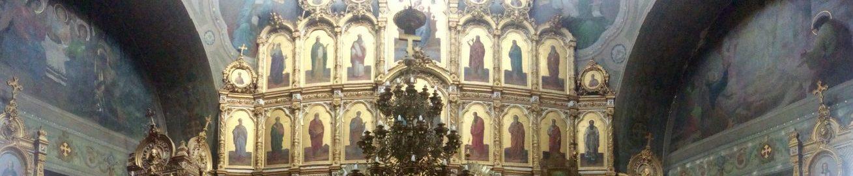 Преображенский храм села Селинское