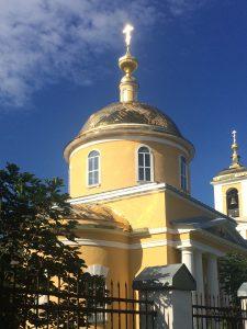 История нашего храма и чтимые святыни